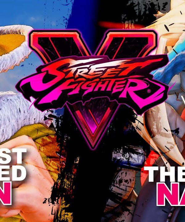 【スト5】Highest Ranked Ken VS Bonchan (Nash) SF5 * FT2