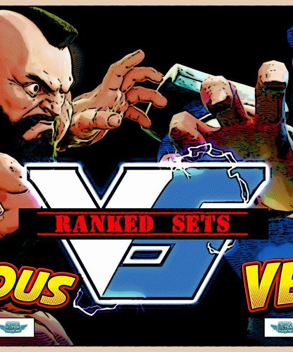 【スト5】Infexious (Zangief) vs VenomOfTuesday (Dictator) ► Ranked ► 01.14.17