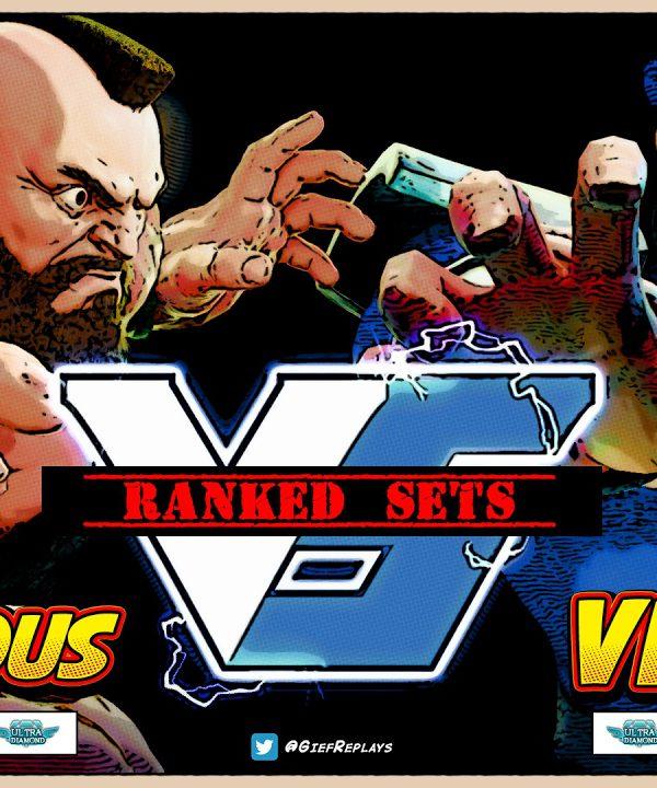 【スト5】Infexious (Zangief) vs VenomOfTuesday (Dictator) ► Ranked ► 02.02.17