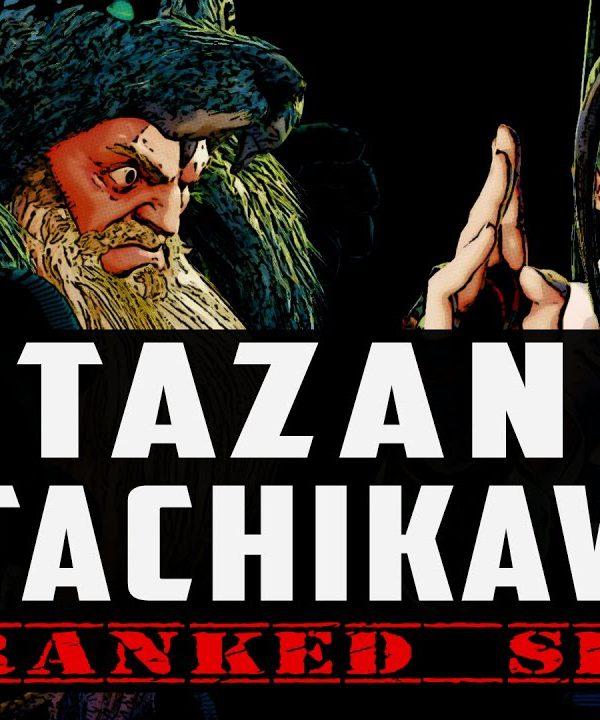 【スト5】Itazan vs Tachikawa's Ibuki ► Ranked ► 03.28.17