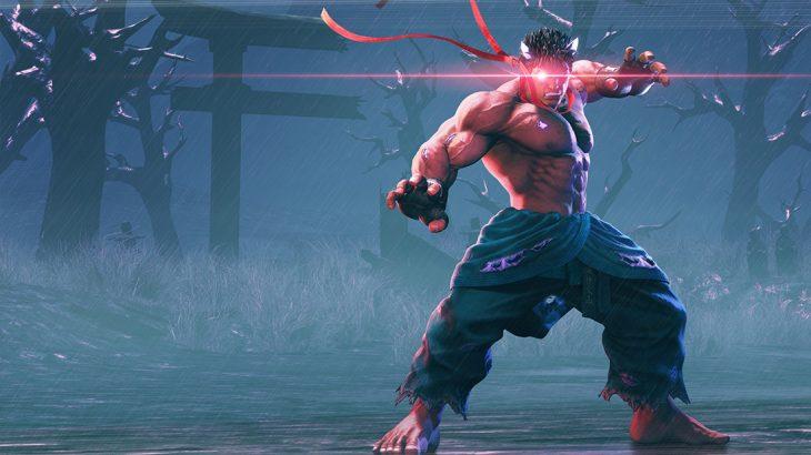 【スト5】ジャンプ強パン、強パン、強竜巻、EX昇竜拳、禊(vトリ2)…