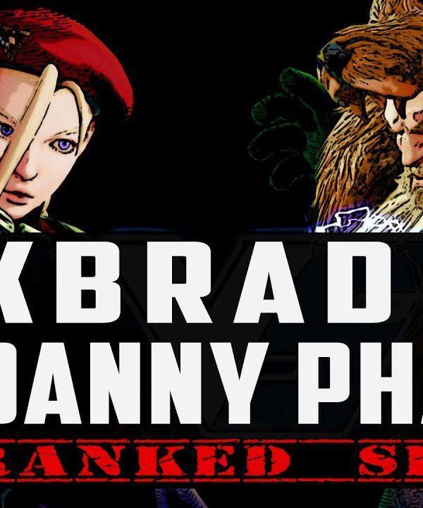 【スト5】KBrad's Cammy vs Danny Pham ► Ranked x2 ► 03.25.17