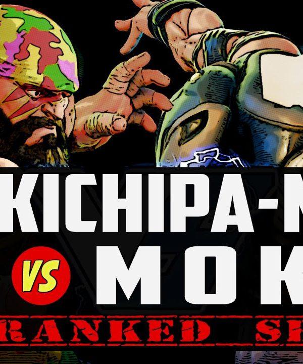 【スト5】Kichipa-mu vs Moke's Rashid ► Ranked ► 03.12.17