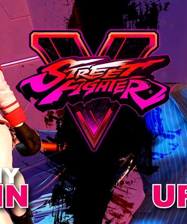【スト5】Majorboy (Kolin) VS Dogura (#1 Urien) SF5 * FT2