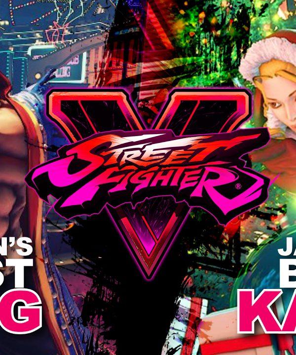 【スト5】MKT Iwate (Balrog) VS Mago (Karin) SF5 * FT2 (Best of 3)