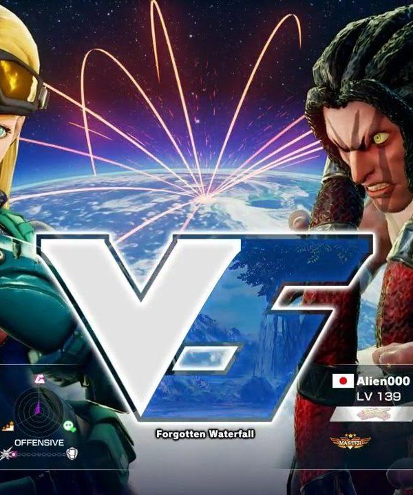 【スト5】NL(キャミィ)vs ハイタニ(ネカリ)