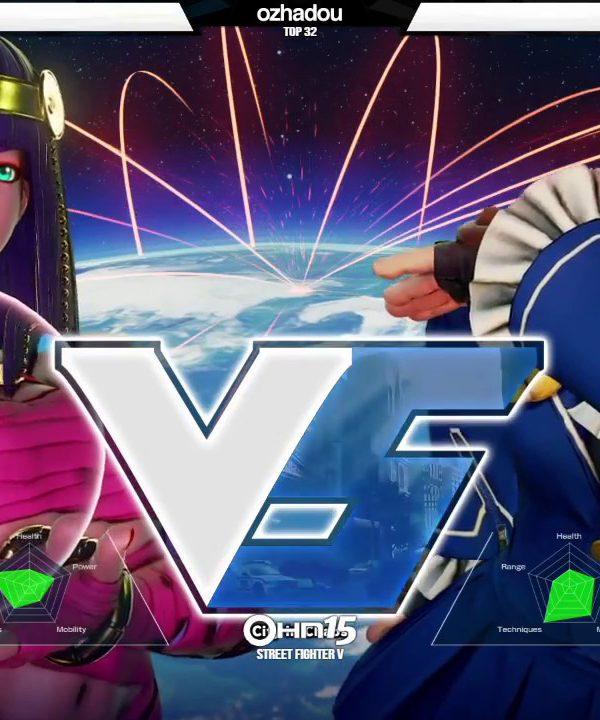 【スト5】【OHN15 】GO1(メナト)vs マゴ(かりん)【カプコンプロツアー】