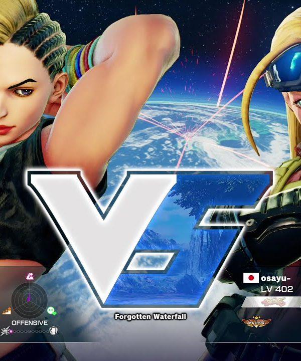 【スト5】PAVOSS(ララ)vs おさゆー(キャミィ)