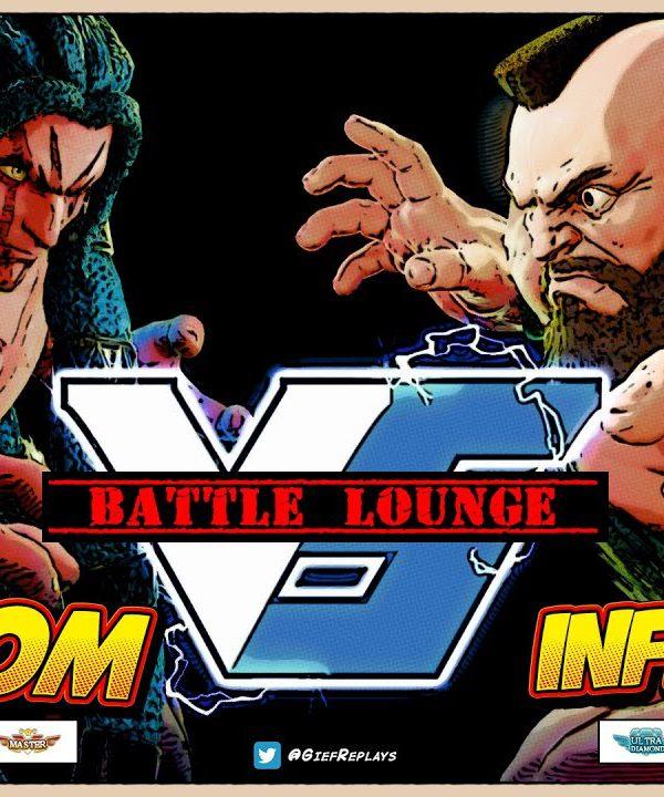 【スト5】Phenom (Necalli) vs Infexious (Zangief) ► Lounge FT5 ► 01.26.17