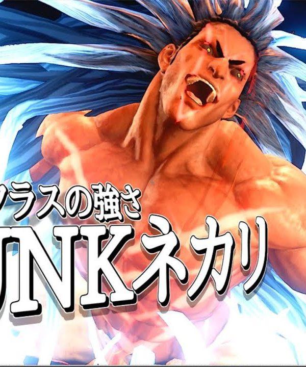【スト5】【最高画質】化け物クラスの強さ「PUNKネカリ」余裕を感じさせる圧倒的強さ!