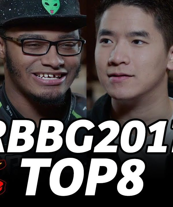 【スト5】RBBG2017 SFV TOP 8 Grand Finals (TIMESTAMP) Punk NuckleDu Smug 801Strider JWong Idom CoolKid BrianF