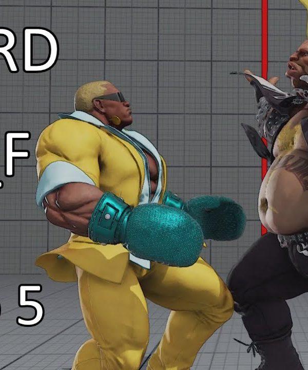 【スト5】RISE | MenaRD (Birdie) vs. Brian_F (Balrog) FT5