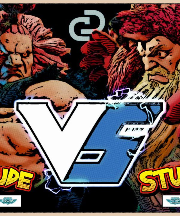 【スト5】[S2] Stupendous vs FourWude, Dankadillas, Alex Valle ► Ranked ► 12.23.16, 12.24.16
