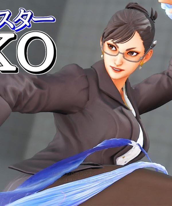 【スト5】【最高画質】「コンボマスター:sako」春麗のコンボ選択が神すぎるッ!