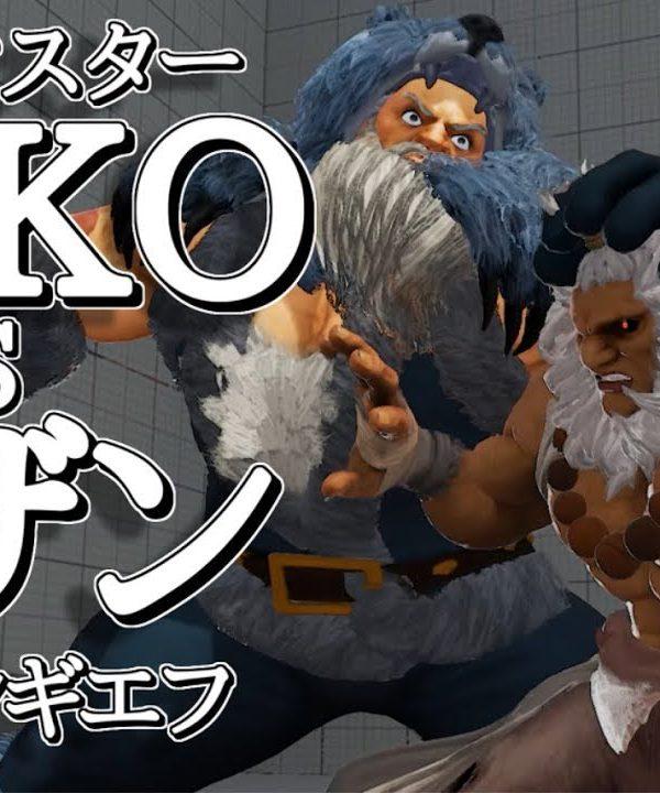 【スト5】【最高画質】全試合まとめ「sako:豪鬼 vs 板橋ザンギエフ」ラウンジで繰り広げられる濃密な試合!
