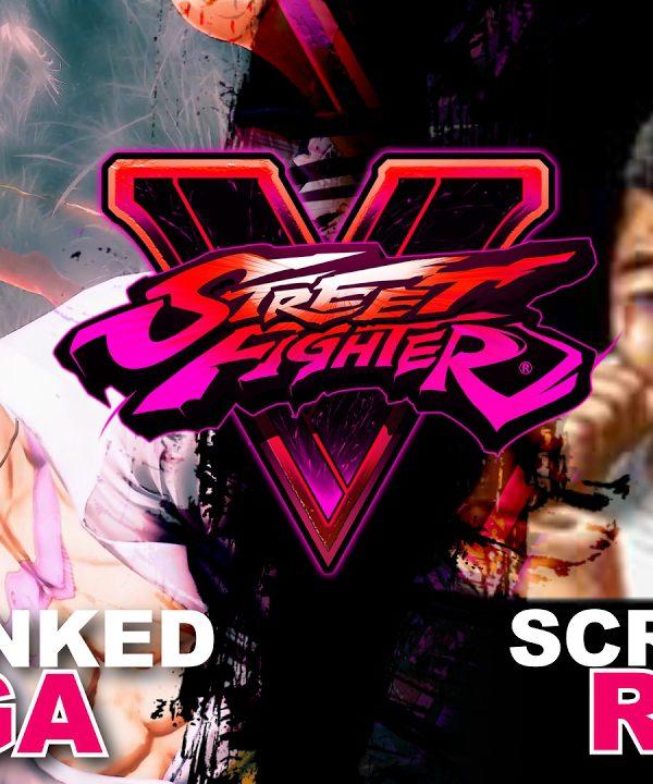 【スト5】SF5 * 3rd Ranked Vega VS The Scrubbiest Balrog