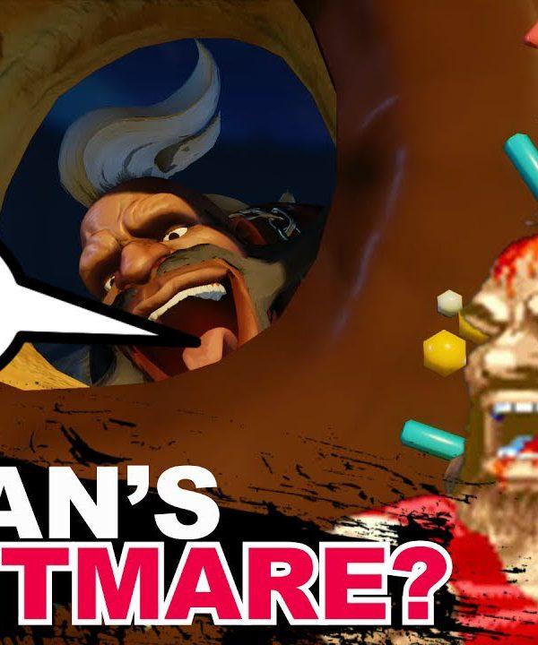 【スト5】SF5 * Could This be Itazan's Worst Match Up?