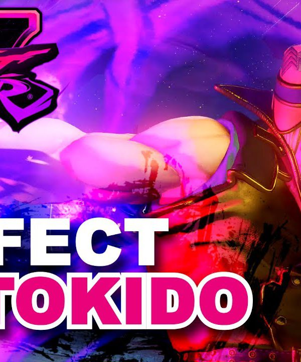 【スト5】SF5 * Ed Player Scores a PERFECT on Tokido