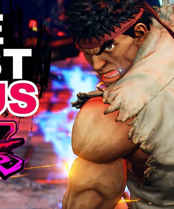 【スト5】SF5 * HIGHEST Ranked Ryu Players