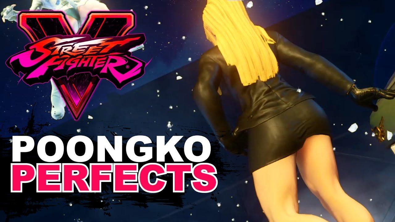 【スト5】SF5 * PoongKo (Kolin) PERFECTS Compilation