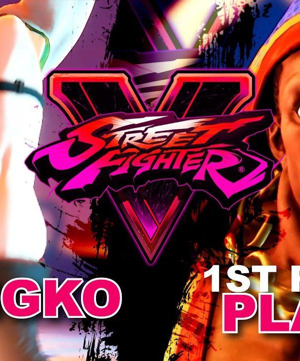 【スト5】SF5 * PoongKo VS The HIGHEST Ranked Player