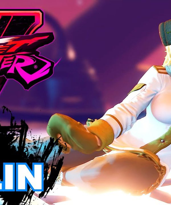 【スト5】SF5 * This Kolin is SO Disgusting