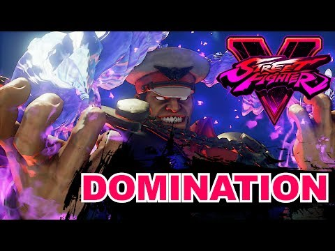 【スト5】SF5 * This M. Bison = DOMINATION