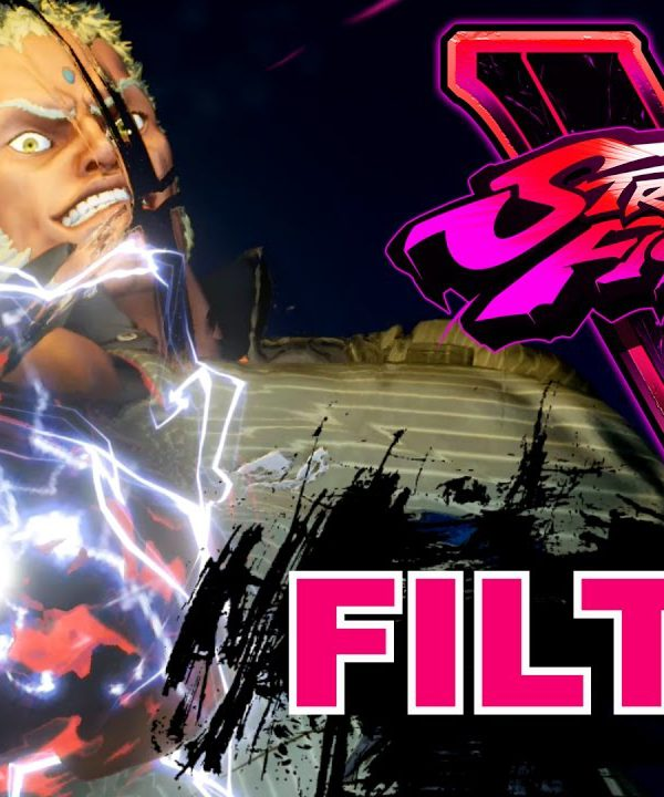 【スト5】SF5 * This Urien = FILTH