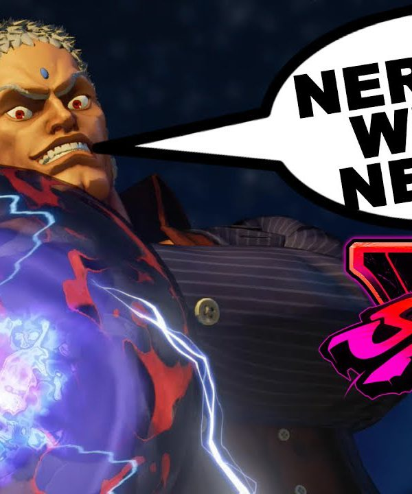 【スト5】SF5 * This Urien Knows Nothing About Season 2.5 Nerfs