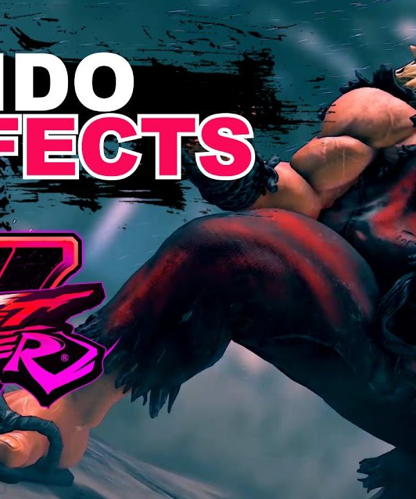 【スト5】SF5 * Tokido (Akuma) PERFECTS Compilation