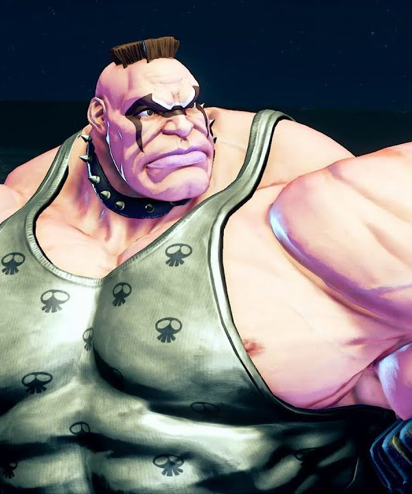 【スト5】SFV: Abigail Reveal Trailer
