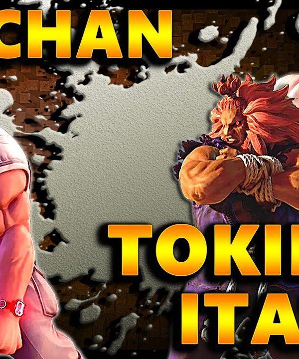 【スト5】SFV AE – Bonchan ( Nash ) Takes On Tokido & Itazan ( Akuma / Abigail ) – SF5