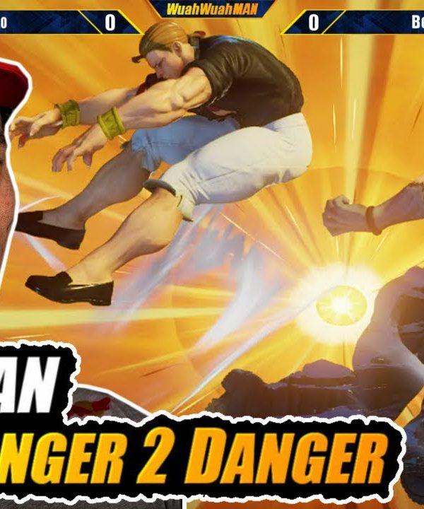 【スト5】SFV AE ➡️ Bonchan ➡️ No Stranger 2 Danger