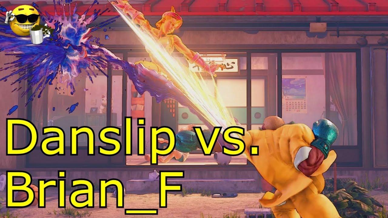 【スト5】SFV AE | Danslip (Cammy) vs. UYU Brian_F (Balrog) FT5