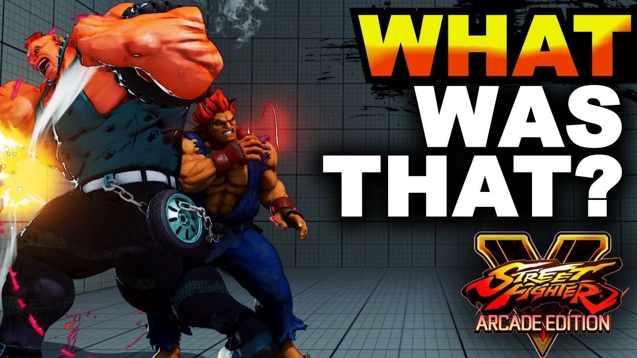 【スト5】SFV AE * Dirty AF Cross-Up, Ryu Dope Parries & More Highlights