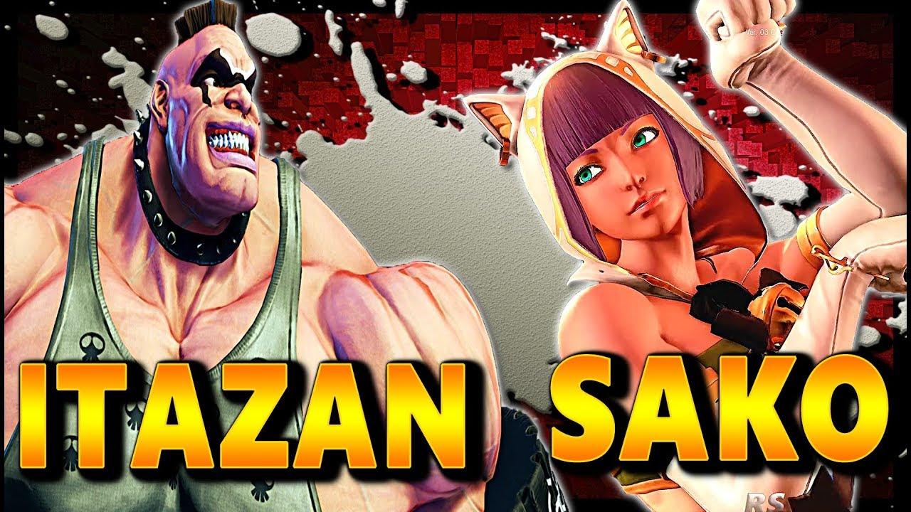 【スト5】SFV AE – Itazan ( Abigail ) Vs Sako ( Menat ) | Hype Set – FT5 – SF5