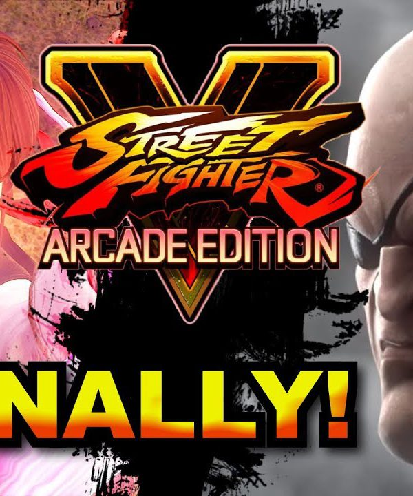 【スト5】SFV AE * Sakura Trailer Breakdown / Sagat, Cody & Blanka Are Back!