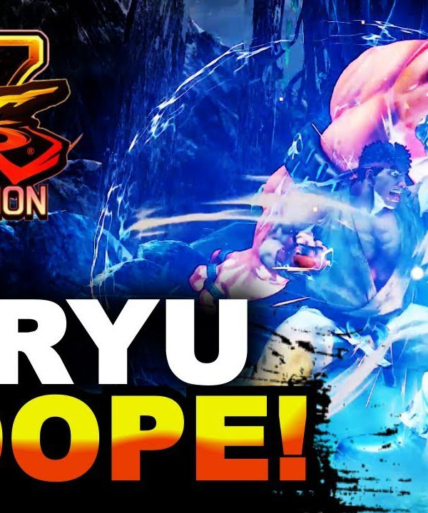 【スト5】SFV AE * Season 3 Ryu is Dope AF