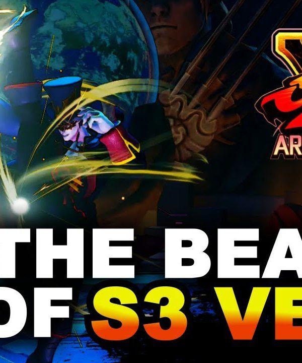 【スト5】SFV AE * The Beauty of Season 3 Vega (Ft. DoomSnake)