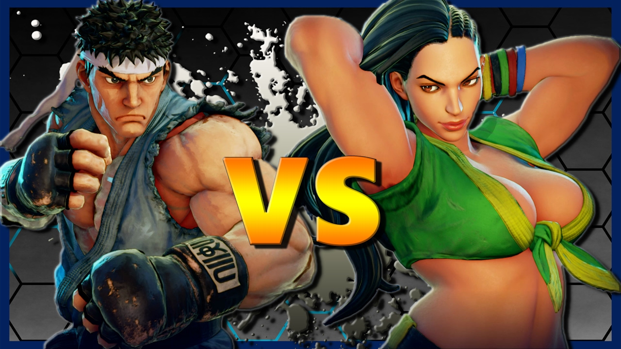 【スト5】SFV – Alex Valle (Ryu) Vs Mike Ross (Laura) *Ranked Best of 3* – SF5