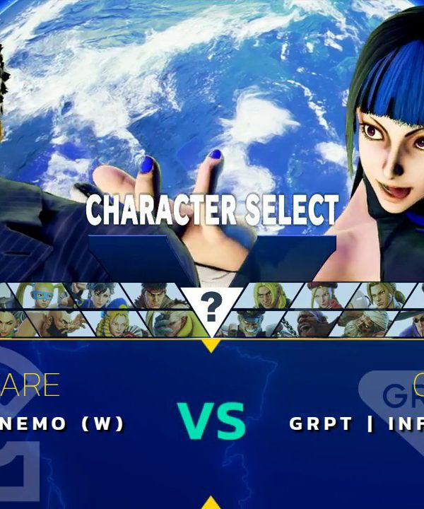 【スト5】SFV: AW | Nemo vs. GRPT | Infiltration – Capcom Cup 2017 LCQ Grand Finals – CPT 2017