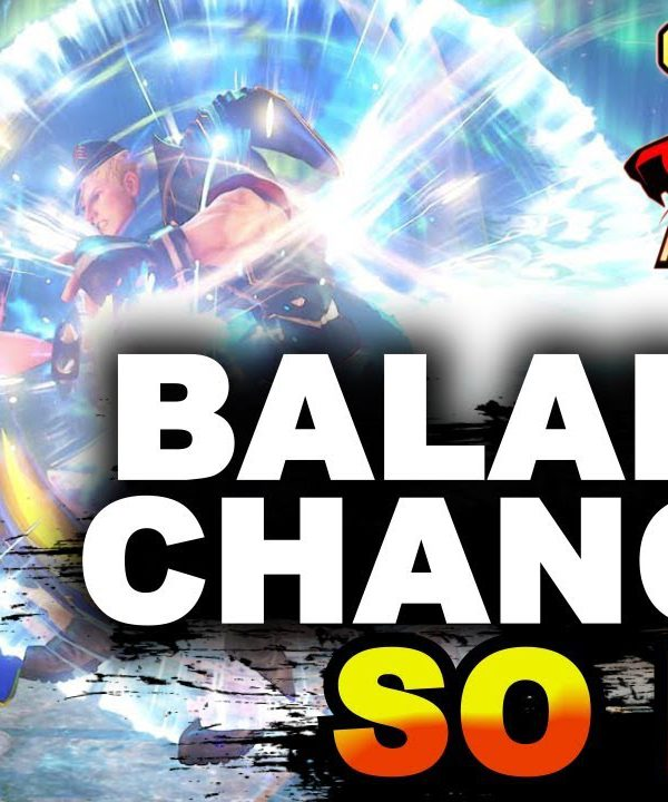 【スト5】SFV * Balance Changes So Far For Arcade Edition