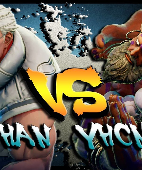 【スト5】SFV – Bonchan ( #1 Nash ) Vs YHCmochi ( #2 Dhalsim ) *First To 5* – SF5