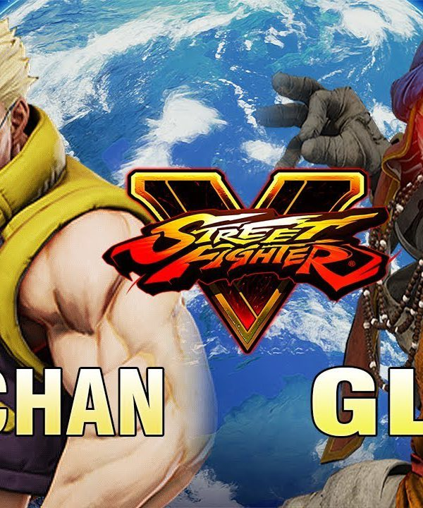 【スト5】SFV – Bonchan (Nash) Vs Gllty (Dhalsim) – Ranked Matches