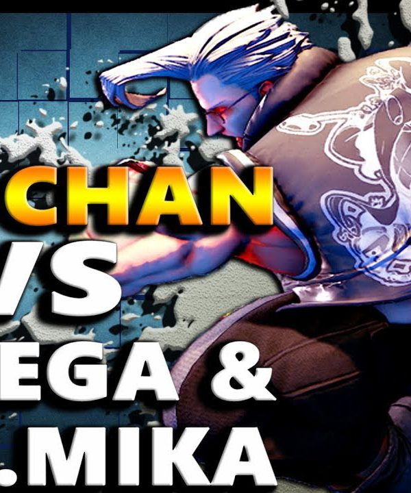【スト5】SFV – Bonchan ( Nash ) Vs Tourniquet ( #1 Vega ) & The #1 R.Mika – SF5