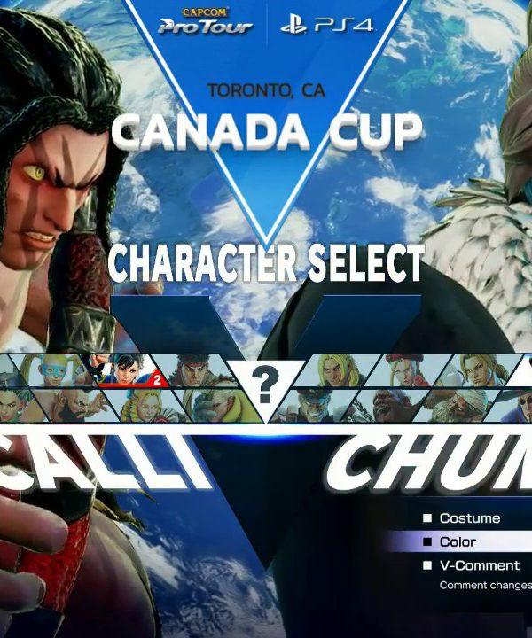 【スト5】SFV: Canada Cup CPT 2017 Pools Part 1