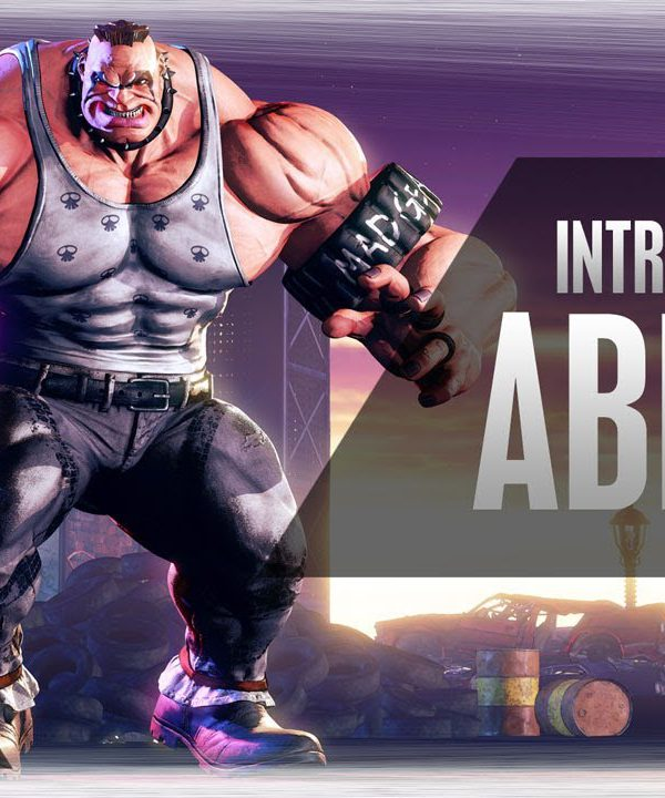 【スト5】SFV: Character Introduction Series – Abigail