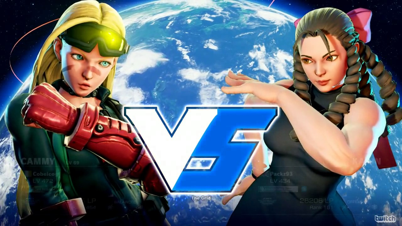 【スト5】SFV: CobelCog vs. Packz – CPTO Europe 1 Top 8 – CPT 2017