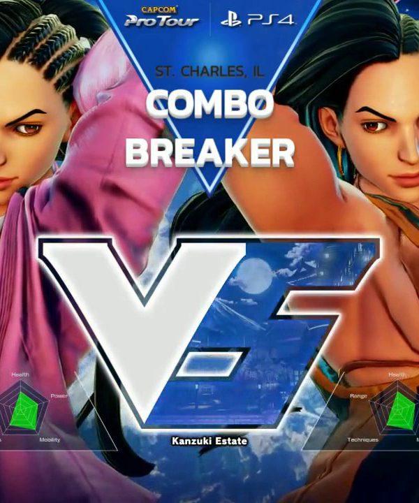 【スト5】SFV: Combo Breaker 2017 – Day 1 Pools Part 1 – CPT 2017