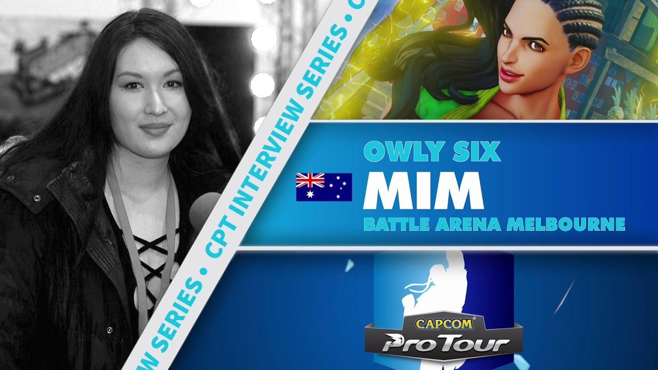 【スト5】SFV: CPT Interview Series – Mim (Battle Arena Melbourne 9)